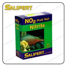 Kit DE PRUEBA Nitrito NO2 Profi Salifert Marina Arrecife Pescado Tanque de Agua Acuario de pruebas