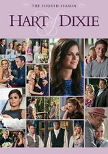 Hart of Dixie: Season 4 (3 Discs 2014) Rachel Bilson, Jaime King, Cress Williams