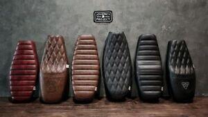 Triumph Bonneville, Thruxton, Scrambler Custom Seat - JP Vintage Seat (pre 2015)