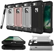 Dust proof Shockproof Armour Heavy Duty Tough Case Cover iPhone 6 7 8 X XR XS MA