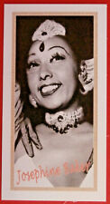 JOSEPHINE BAKER - Individual card #10 - Tribute Collectables