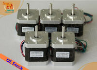 [Germany stock] 5pcs Wantai nema 17  56oz-in 1.7A Reprap bipolar  for 3D printer