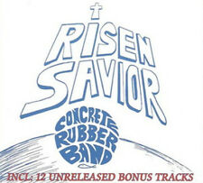"Concrete Rubber Band:  ""Risen Savior"" + 12 bonus tracks (Digipak CD Reissue)"