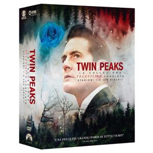 TWIN PEAKS - La Collezione Televisiva Completa - Stagioni 1-3 (20 Dvd)