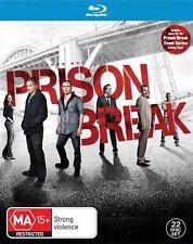 Prison Break (Blu-ray, 2016, 22-Disc Set)