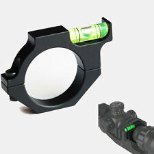 30mm Rifle Scope Bubble Level Mount Rings Anti Cant Device. Fits 30mm Scope Tube