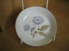 ROYAL WORCESTER 'BLUE POPPY' TRINKET DISH