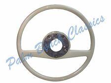 New OEM Mercedes Benz Ivory Steering Wheel W111 280SE 3.5 Coupe W112 300SE
