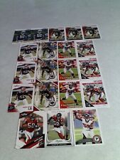 *****Curtis Lofton*****  Lot of 20 cards.....9 DIFFERENT / Football