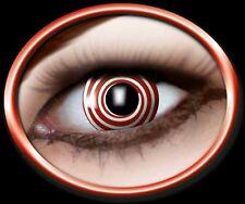 Kontaktlinsen Farbige Motiv Kontaktlinsen 1 Paar Eye Cacher Halloween 816