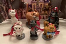 Disney's Aristocats Christmas Custom Ornament Set Of 6 Marie Dutchess O'Malley