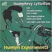 Humphrey Lyttelton - Humph Experiments (2008)  CD  NEW/SEALED  SPEEDYPOST