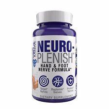 NeuroPlenish - Nerve Supplement With Lipoic Acid Neuropathy Treatment 3 Bottles