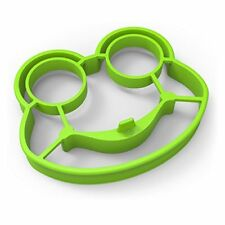 Véritable Fred Drôle Side Up Silicone en forme de Oeuf Moule - Frog