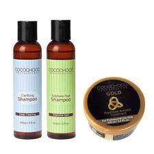 COCOCHOCO Keratin GOLD 100ml + Tiefenreinigendes & Sulfatfreies Shampoo 2x 150ml