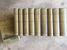 Works of John Ruskin 11 Volumes 1885