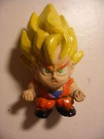 Vintage AB 1989 BANDAI DBZ Dragon Ball Z Mini Figurine SD 4cm Figure PVC