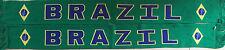 Brasilien Brazil Fanschal Schal Fussball Football scarf 2