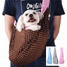 Pet Dog Cat Puppy Sling Carrier Bag Travel Tote Pouch Shoulder Carry Handbag Bag