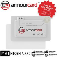 ArmourCard RFID Anti-Theft Signal Jamming Device | Wallet Credit Card Passport