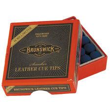 6 x 9 mm Brunswick Blue Diamond suggerimenti per Snooker Pool indicazioni visive