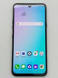 LG G8X ThinQ LMG850UM1A - 128GB - Aurora Black (AT&T) *Check IMEI*