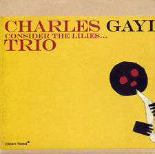 Considering the lilies di Charles Gayle (2008), CD, Digi
