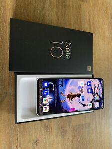 Xiaomi Mi Note 10 - 128Go - Blanc Glacier (Désimlocké) (Double SIM)