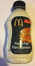 McDonald's Filet-O-Fish Sauce (Fish Filet) NEW & SEALED!