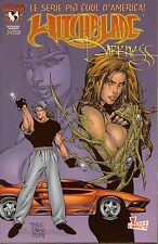 WITCHBLADE E DARKNESS N° 24