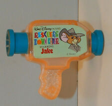 """1990 Jake 2.5"""" Viewer Toy McDonald's Disney The Rescuers Down Under"""