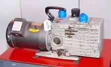 Leybold Heraeus Trivac Vacuum Pump Inv16194