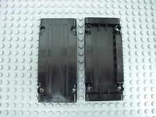 LEGO Technic - 2x Paneel Verkleidung 1x5x11 schwarz black Panel 64782 8109 8041
