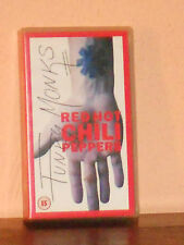 RED HOT CHILI PEPPERS ,  VHS VIDEOCASSETTA MUSICA  CONCERTI, LIVE, ROCK