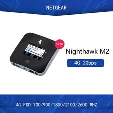 Unlocked Netgear Nighthawk M2 MR2100 cat20 4GX Gigabit 4G 2Gbps 5CA Mobile