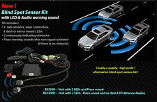 UNIVERSAL CAR VEHICLE BLIND SPOT SAFETY WARNING SENSOR DETECTION FOR TOYOTA