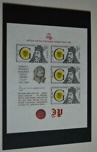 CSSR - Tschechoslowakei 1988 / Michel Block 90 **