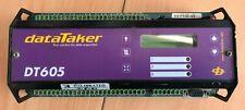 Datataker DT605 Industrial Data Logger