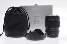 Fujifilm Fuji Fujinon GF 23mm f4 R LM WR Lens (G-Mount, GFX) #447