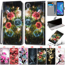 Girl Wallet Leather Flip Case Cover For Asus ZB633KL ZA550KL ZB631KLZB555KL