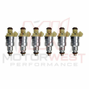 OEM Fuel Injector Set of 6 - 53030343