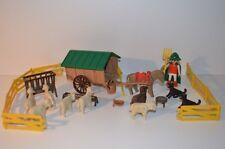 8547 playmobil herder met kar en schapen 3412