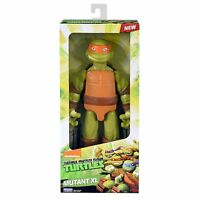 "Michelangelo 11"" ACTION FIGURE  PLAYMATES TEENAGE MUTANT NINJA TURTLES  NEW MIB"
