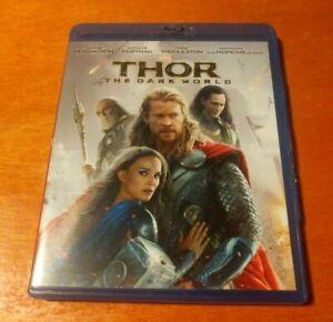 Marvel Thor The Dark World Blu-ray Chris Hemsworth , Natalie Portman
