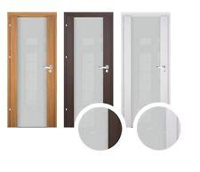 Türen SERIE PRESTIGE FUTURO,Glastür,Zimmertüren,CPL,3D,20 FARBEN