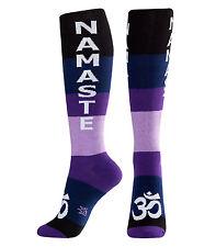 Gumball Poodle Knee High Socks - Namaste - Unisex