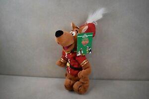 Scooby Doo Nutcracker Bean Bag Plush Warner Bros. Store Exclusive