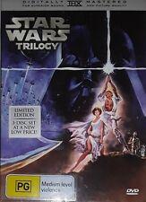 STAR WARS TRILOGY LIMITED EDITION 3 DVD BOX SET