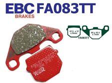 EBC GARNITURES DE FREIN fa083tt ESSIEU AVANT GOES 350 S (Quad) 08-09