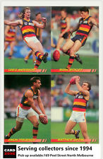 1994 Select AFL Card Ultimate Collection Base Team Set Adelaide (14)-MINT
